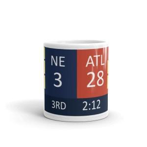 The 28-3 Comeback Mug