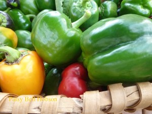 Use any variety of sweet peppers.