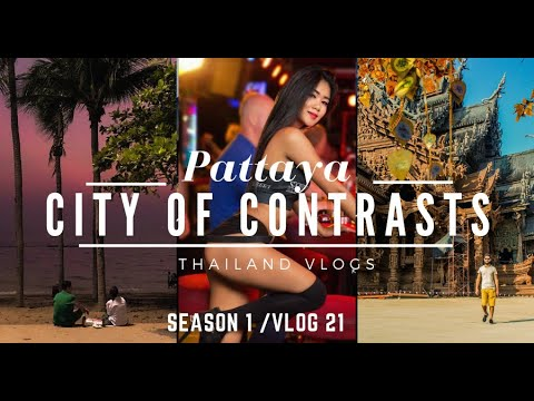 First Time in Pattaya l it much more than you think ( things to do in 48 hours )