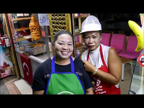 A different Walking Street Pattaya Video