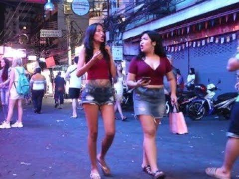 Walking Street Pattaya Camera