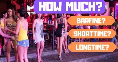 How Much for Girls in Thailand 2019? Barfines, Pattaya, Shorttime & Longtime!