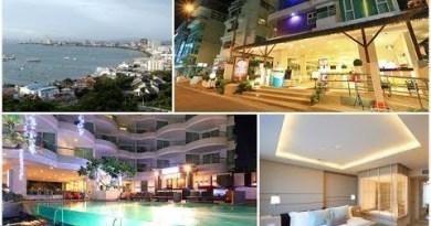 Hotels in Pattaya Beach Road: Pattaya Sea View Hotel