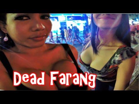 7 Ladyboys in Thailand on Walking Street Pattaya