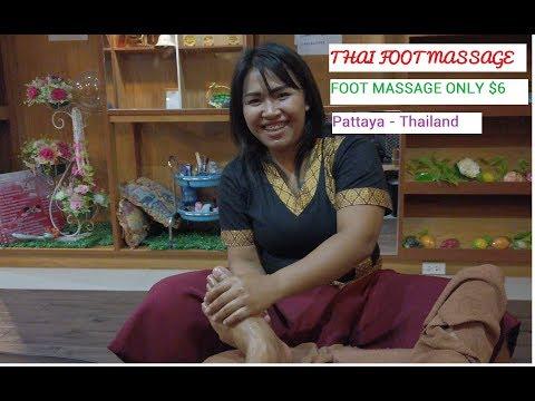 thai foot massage,  Pattaya || Thailand