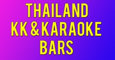 Thailand KK and Karaoke Bars Video 107