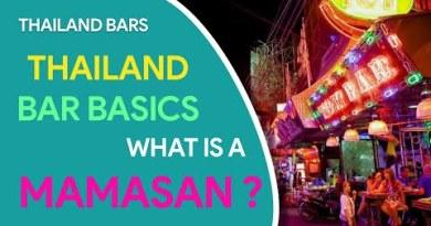 Thailand Bar Basics – What is a Mamasan?