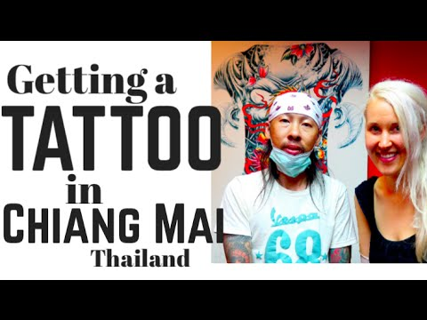GETTING A TATTOO IN THAILAND – VLOG #5