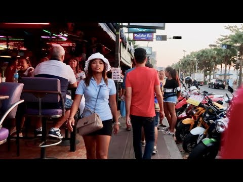 Pattaya Day Scenes – 2019