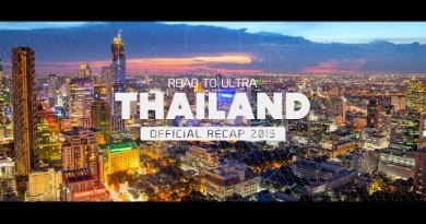 Boulevard To ULTRA THAILAND 2015 (Legit 4K Recap)