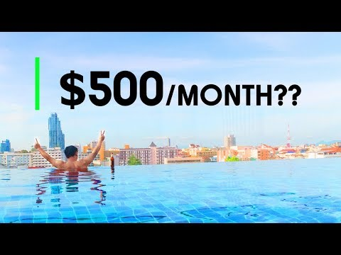 The REAL COST OF LIVING & RETIRING in Thailand