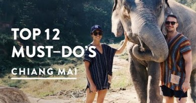 12 TOP THINGS TO DO IN CHIANG MAI, THAILAND | Things and What To Arrangement In Chiang Mai 2017