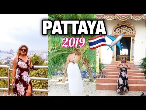 Pattaya Thailand Fling Vlog 2019 | Coral island, Pattaya Walking Avenue, Nightlife & Extra