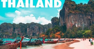 TOP 10 THAILAND (THE BEST OF THAILAND)
