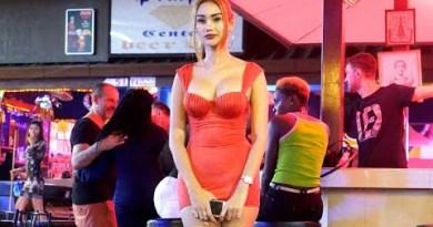 Pattaya Night Scenes – December 2017
