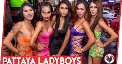 Ladyboy Bars & Agogo Pattaya Walking Freeway Soi 6 Thailand