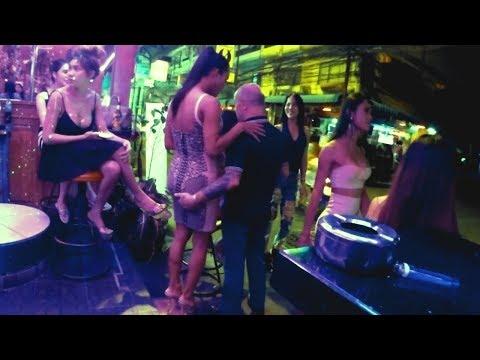 How Worthy Bar Horny or Pattaya Nightlife with Ladyboys