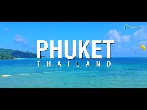 PHUKET, THAILAND 🇹🇭 [4K]