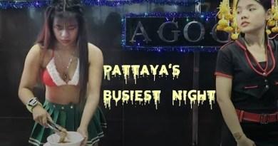 Pattaya Strolling Avenue | Busiest Night