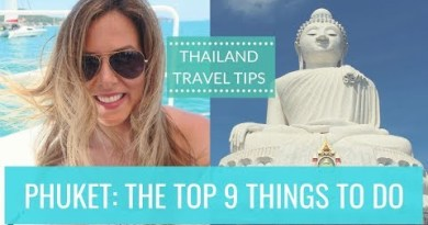 Phuket Dawdle Guidelines: The High 9 Issues To Stop in Phuket | Thailand | Kathryn Tamblyn