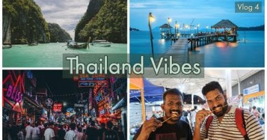 Thailand Vibes Vlog 1-Device for a Bangkok Pattaya Day shuttle with low-tag tag.