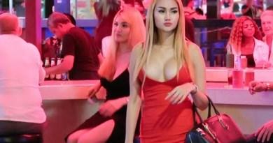 Pattaya Evening Lunge With Women – Vlog 174