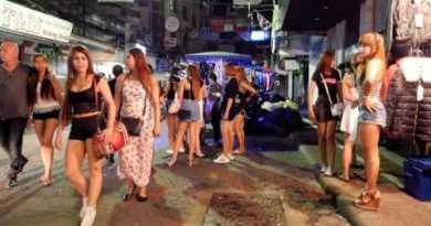 Strolling Avenue Closing Time Phase 2 Pattaya, Thailand