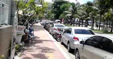 D-BEACH HOTEL ON PATTAYA BEACH ROAD