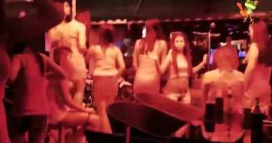 Stress-free Maz   Pattaya Nightlife Thailand   purple gentle home shut to