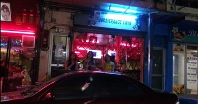 Pattaya Shoreline Road Soi13/1 Ladyboy Bar