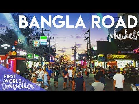BANGLA WALKING STREET | SEXY TIME IN PHUKET, THAILAND – The Tao of David
