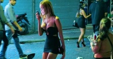Pattaya Nightlife, Walking Boulevard after center of the night time – VLOG 74