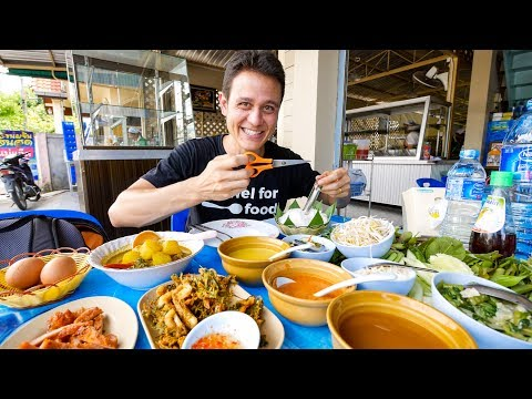 Southern Thai Food – The ULTIMATE Thailand Culinary Recordsdata & Sights in Nakhon Si Thammarat!