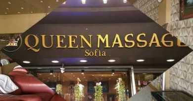 Queen Sofia Rub down Pattaya, Thai massage  Thailand
