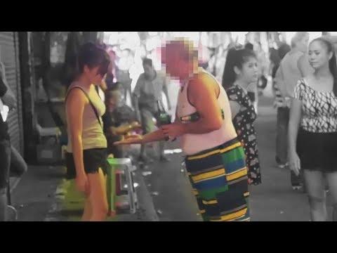 How NOT TO Arrangement Thai Lady in Pattaya (Walking Avenue)
