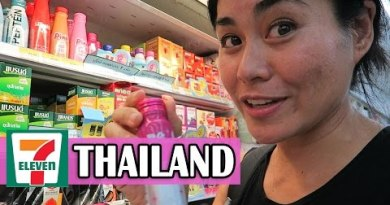7 ELEVEN IN THAILAND   Browsing in Thailand