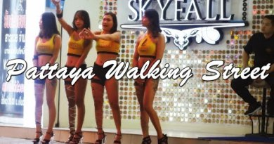 (4K) Pattaya Soi 6 and Walking Avenue – Sept 2019(Vlog #083)