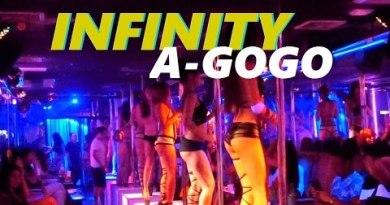 DOCU VLOG PATTAYA: A LOOK INSIDE AN A-GOGO IN WALKING STREET,  Infinity agogo
