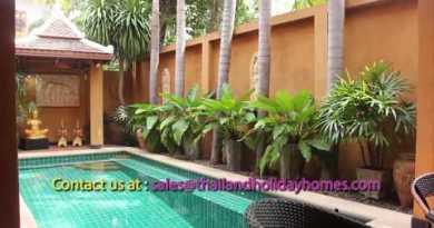 4 Bedrooms Pattaya Villas For Rent – Sunny Villa – Thailand Vacation Properties