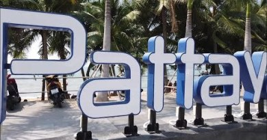 Rapidly it's time to hotfoot away Pattaya and Thailand