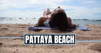 IS PATTAYA BEACH WORTH IT? — Solo Traveling in Thailand  //  237