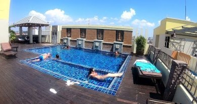 D APARTMENT 2 HOTEL, HOTEL REVIEW & SOI BUAKHAO, PATTAYA THAILAND