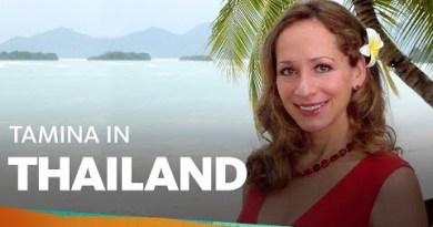 Tamina in Thailand | WDR Reisen