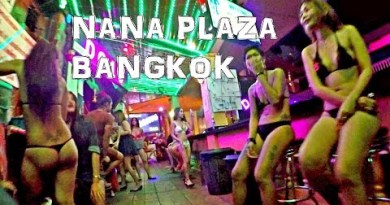 Nana Plaza Bangkok | World's Greatest Grownup Playground in Thailand HD