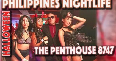 Loopy Manila nightlife at The Penthouse 8747 Makati Philippines