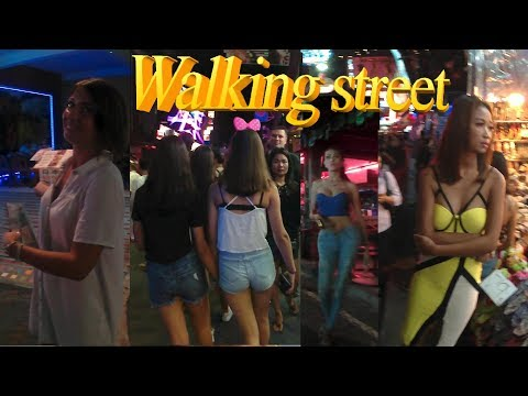 Pattaya , Thailand Strolling facet toll road , welcome to the Jungle 3 *vlog55*