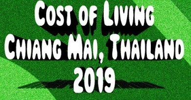 CHIANG MAI THAILAND 2019 COST OF LIVING