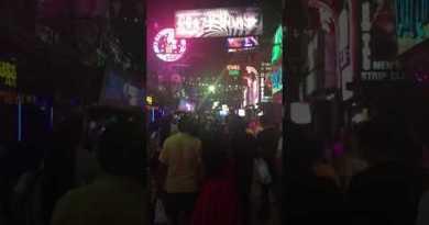 Pattaya Strolling Street 2018 phase 2