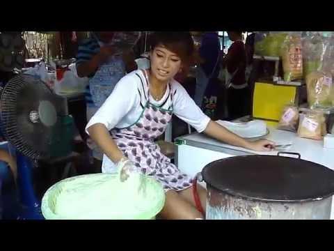 Thai Street Food – Street Food In Thailand – Bangkok Street Food 2018