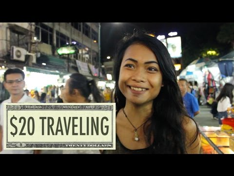 Bangkok, Thailand: Traveling for $20 A Day – Ep 7
